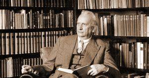 Karl Theodor Jaspers, Deutscher Psychiater und Philosoph, 1883-1969